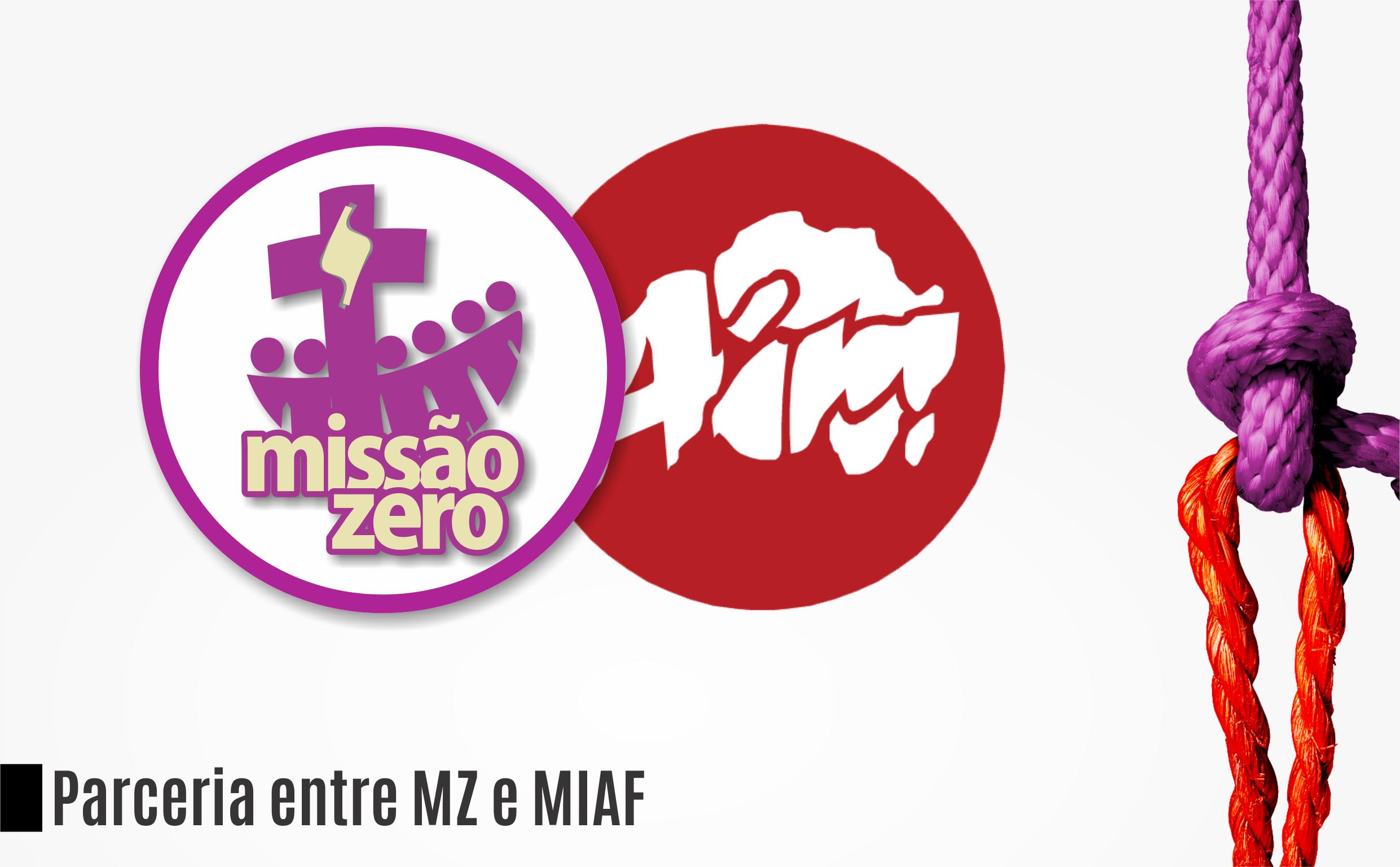 Parceria MZ e MIAF