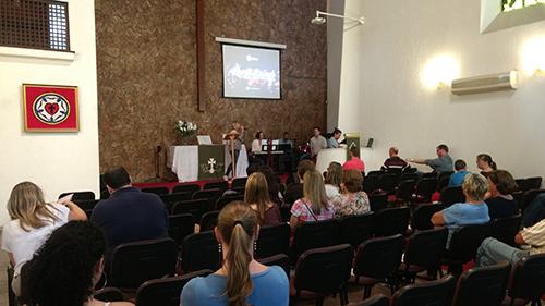 Conferência Missionária Desperta