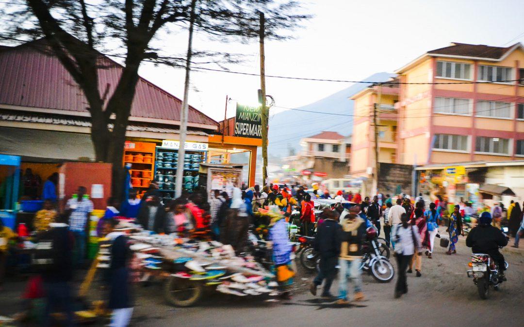 Desafios e Oportunidades – África