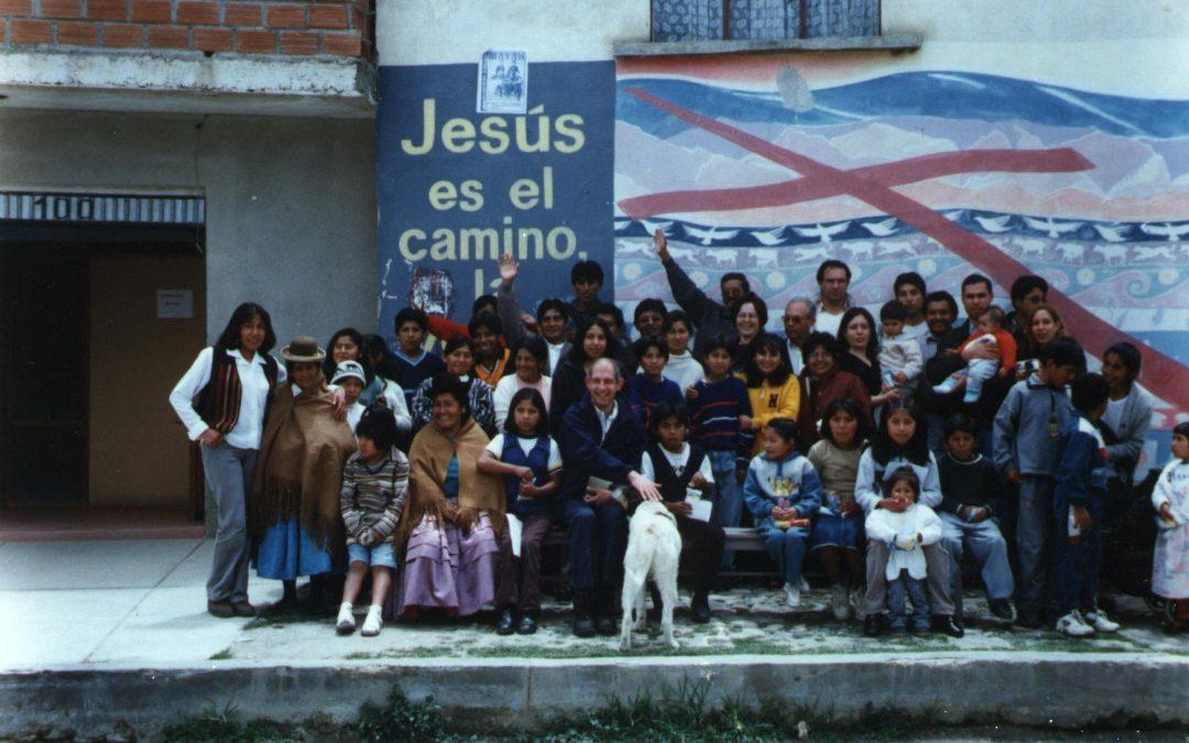 9 elementos essenciais da missão – 1:Missão como Igreja com os outros