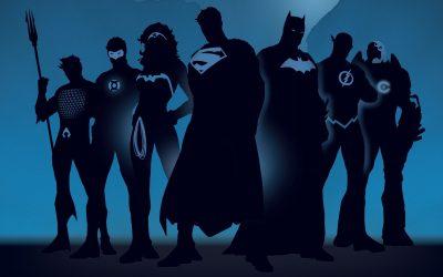 A missão da Liga da Justiça