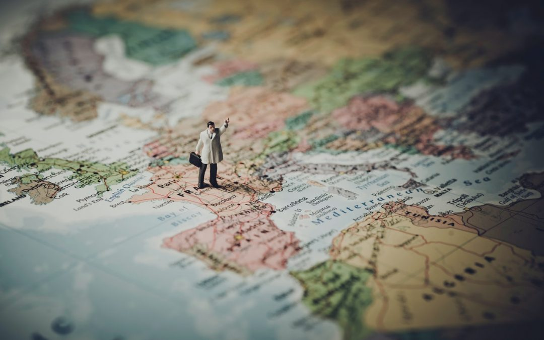 Missão na Europa?