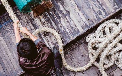 Segure a corda