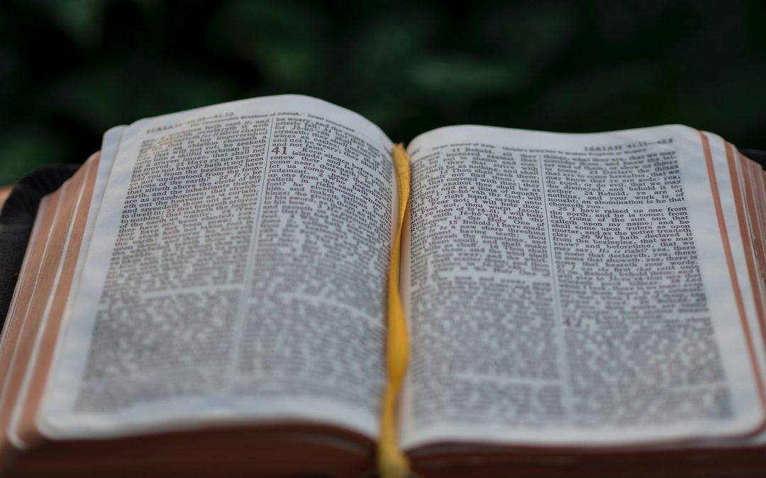 Somente a Escritura